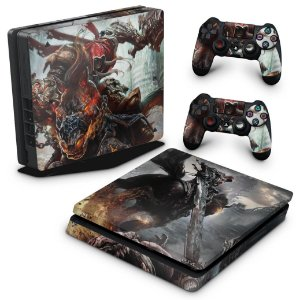 PS4 Slim Skin - Darksiders - Wrath of War