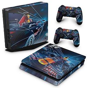 PS4 Slim Skin - Formula 1