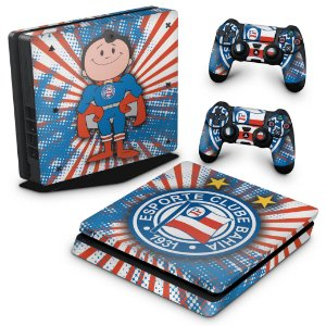 PS4 Slim Skin - Bahia