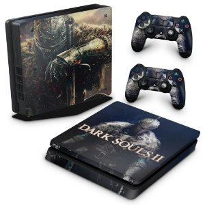 PS4 Slim Skin - Dark Souls 2