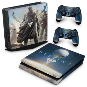 PS4 Slim Skin - Destiny