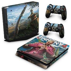 PS4 Slim Skin - Far Cry 4