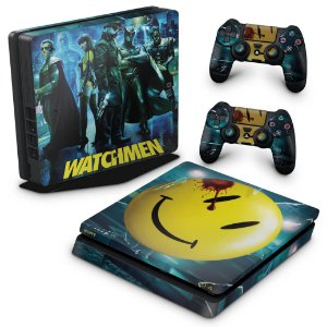 PS4 Slim Skin - Watchmen