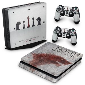 PS4 Slim Skin - Game of Thrones #A