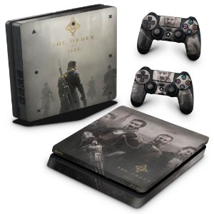 PS4 Slim Skin - The Order