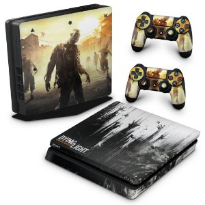 PS4 Slim Skin - Dying Light