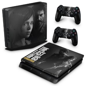 PS4 Slim Skin - The Last of Us Remastered