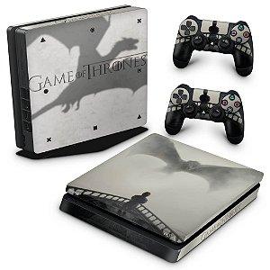 PS4 Slim Skin - Game of Thrones #B