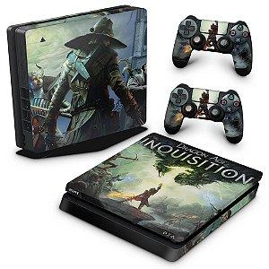 PS4 Slim Skin - Dragon Age Inquisition