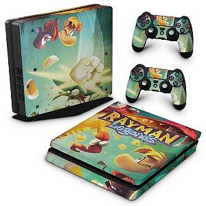 PS4 Slim Skin - Rayman Legends