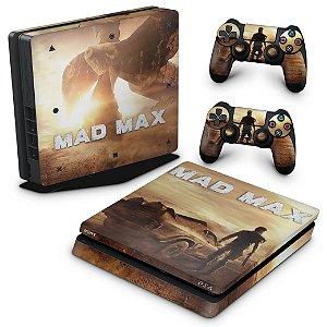 PS4 Slim Skin - Mad Max