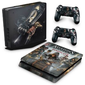 PS4 Slim Skin - Assassins Creed Syndicate