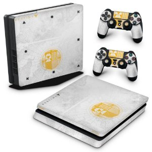 PS4 Slim Skin - Limited Edition Destiny