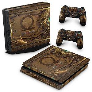 PS4 Slim Skin - Pandora's Box God Of War
