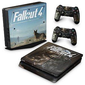 PS4 Slim Skin - Fallout 4