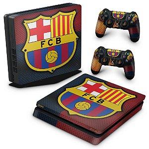 PS4 Slim Skin - Barcelona