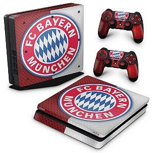 PS4 Slim Skin - Bayern