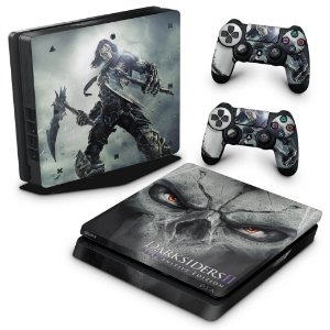 PS4 Slim Skin - Darksiders Deathinitive Edition
