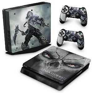 PS4 Slim Skin - Darksiders Deathinitive Edition