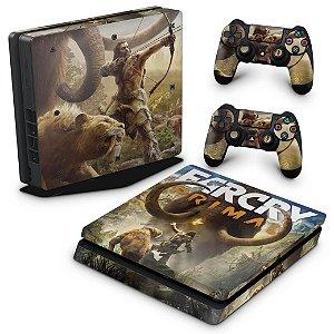 PS4 Slim Skin - Far Cry Primal