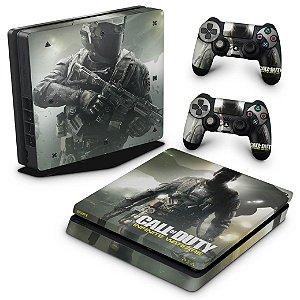 PS4 Slim Skin - Call of Duty: Infinite Warfare