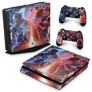 PS4 Slim Skin - Tekken 7