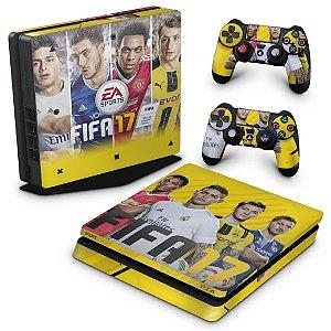PS4 Slim Skin - Fifa 17