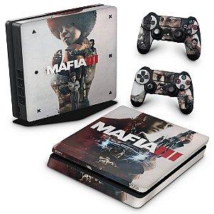 PS4 Slim Skin - Mafia 3