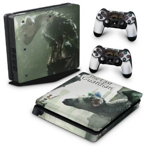 PS4 Slim Skin - The Last Guardian