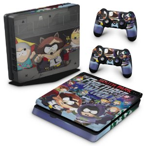PS4 Slim Skin - South Park: The Fractured but Whole