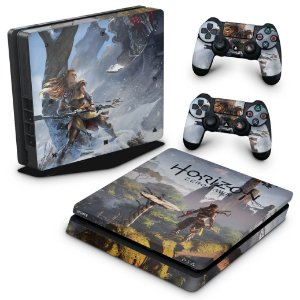PS4 Slim Skin - Horizon Zero Dawn