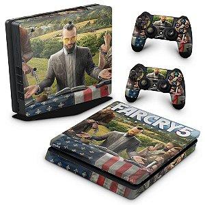 PS4 Slim Skin - Far Cry 5