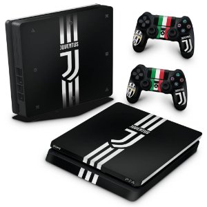 PS4 Slim Skin - Juventus Football Club