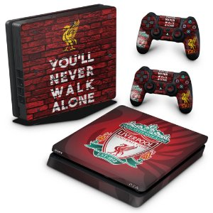 PS4 Slim Skin - Liverpool