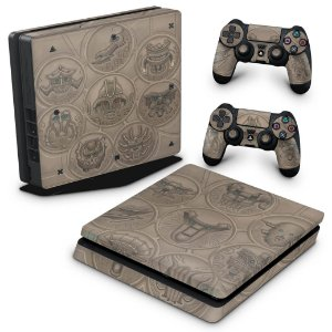 PS4 Slim Skin - Shadow Of The Colossus