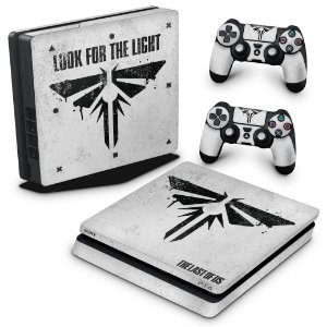 PS4 Slim Skin - The Last Of Us Firefly