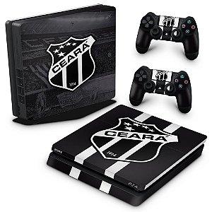 PS4 Slim Skin - Ceará Sporting Club
