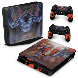 PS4 Slim Skin - Thundercats