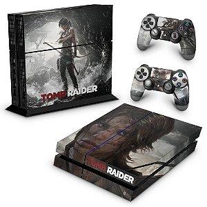 Ps4 Fat Skin - Tomb Raider