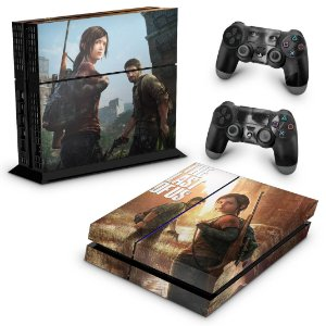Ps4 Fat Skin - The Last of Us