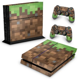 Ps4 Fat Skin - Minecraft