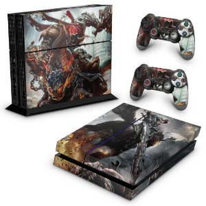 Ps4 Fat Skin - Darksiders - Wrath of War