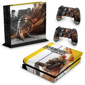 Ps4 Fat Skin - Infamous
