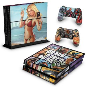 Ps4 Fat Skin - GTA V
