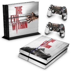 Ps4 Fat Skin - The Evil Within