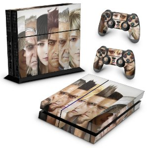 Ps4 Fat Skin - Final Fantasy XV #A