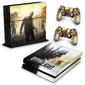 Ps4 Fat Skin - Dying Light