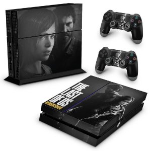 Ps4 Fat Skin - The Last of Us Remastered