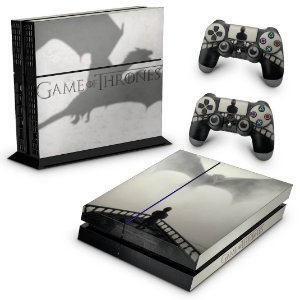Ps4 Fat Skin - Game of Thrones #B