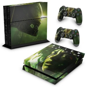Ps4 Fat Skin - Alien Isolation